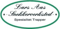 Logo; Lars Aas Snekkerverksted AS