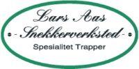 Logo; Lars Aas Snekkerverksted AS